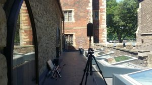 Pre-completion sound insulation testing in South Suffolk by HA Acoustics
