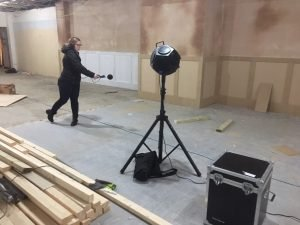 Sound insulation testing by HA Acoustics