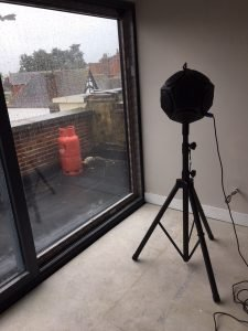 Sound insulation testing in Essex, London & South East