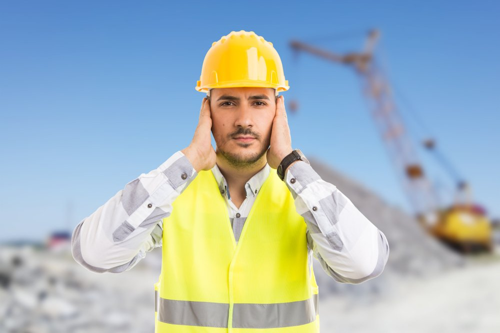 Construction noise monitoring by HA Acoustics