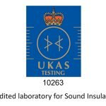 UKAS accredited lab for sound insulation testing