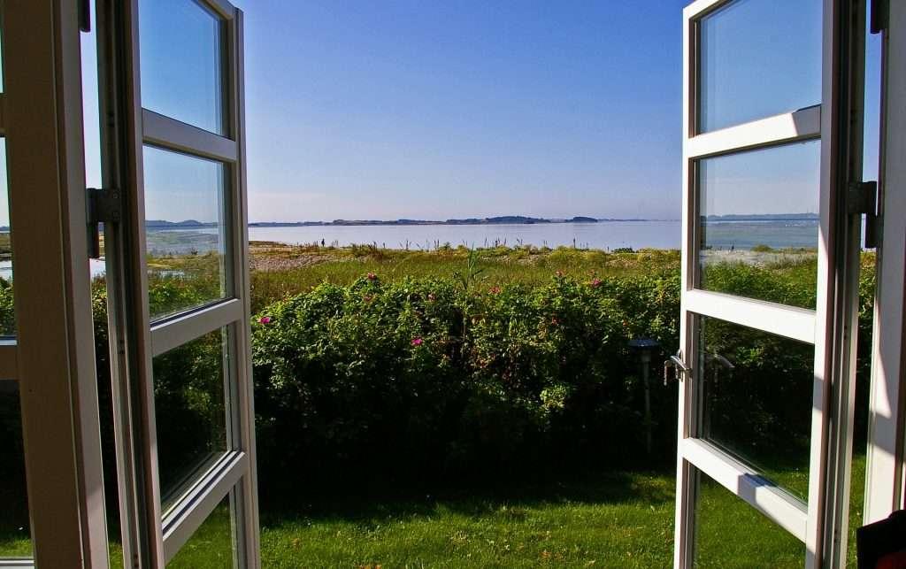 Open Window ventilation